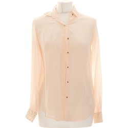 Vêtements Femme Chemises / Chemisiers Zara Chemise  36 - T1 - S Rose