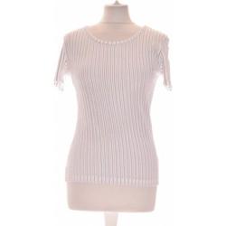 Vêtements Femme Tops / Blouses Antonelle Top Manches Courtes  36 - T1 - S Blanc