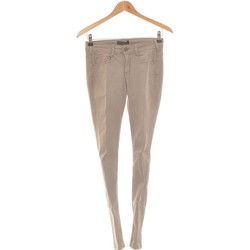 Vêtements Femme Jeans slim Cimarron Jean Droit Femme  34 - T0 - Xs Gris