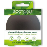 Beauté Pinceaux Ecotools Dissolvable Brush Cleansing Sheets