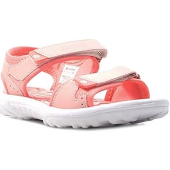 Chaussures Enfant Sandales et Nu-pieds Lotto L55098 Rose