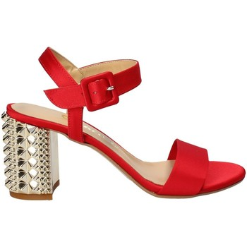 Chaussures Femme Sandales et Nu-pieds Grace Shoes 1490 Rouge