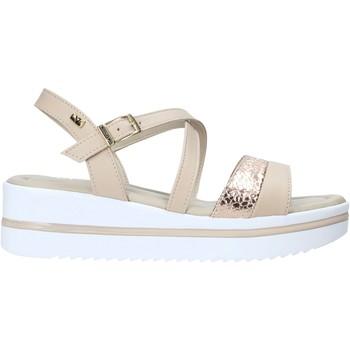Chaussures Femme Sandales et Nu-pieds Valleverde 32320 Beige