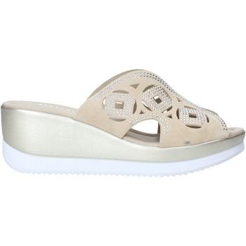 Chaussures Femme Sandales et Nu-pieds Valleverde 32150 Beige