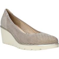 Chaussures Femme Mocassins Melluso HR2510 Beige