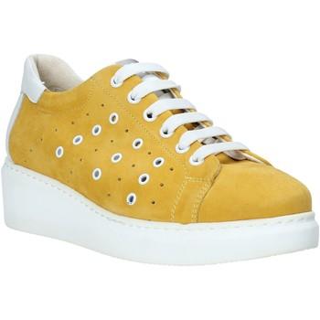 Chaussures Femme Baskets basses Melluso HR20715 Jaune