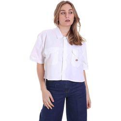 Vêtements Femme Chemises / Chemisiers Dickies DK0A4XE1WHX1 Blanc