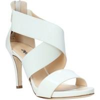 Chaussures Femme Sandales et Nu-pieds Melluso HS821 Blanc