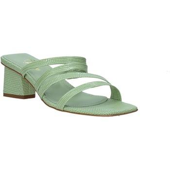 Chaussures Femme Sandales et Nu-pieds Grace Shoes 198004 Vert