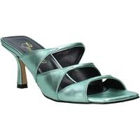 Chaussures Femme Sandales et Nu-pieds Grace Shoes 395R005 Vert