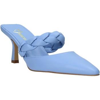 Chaussures Femme Sandales et Nu-pieds Grace Shoes 396002 Bleu