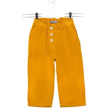 Vêtements Enfant Pantalons Losan 026-9002AL Jaune