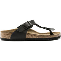 Chaussures Enfant Tongs Birkenstock 846143 Noir