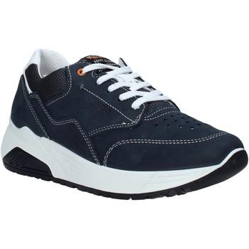 Chaussures Homme Baskets basses IgI&CO 7125222 Bleu