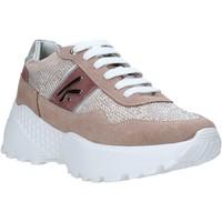 Chaussures Femme Baskets basses Keys K-4300 Rose