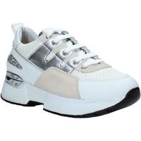 Chaussures Femme Baskets basses Keys K-4400 Blanc