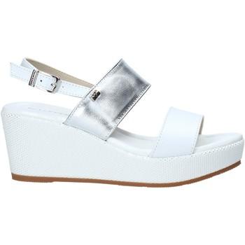 Chaussures Femme Sandales et Nu-pieds Valleverde 32212 Blanc
