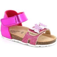 Chaussures Fille Sandales et Nu-pieds Grunland SB1716 Rose