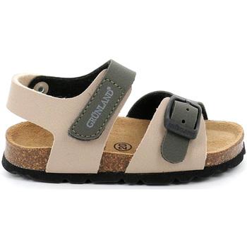 Chaussures Enfant Sandales et Nu-pieds Grunland SB0231 Beige