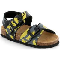 Chaussures Enfant Sandales et Nu-pieds Grunland SB0969 Jaune