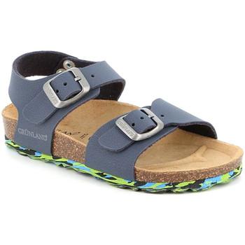 Chaussures Enfant Sandales et Nu-pieds Grunland SB1644 Bleu