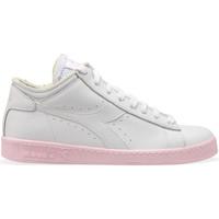 Chaussures Femme Baskets basses Diadora 501177636 Blanc