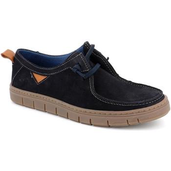 Chaussures Homme Mocassins Grunland SC5034 Bleu