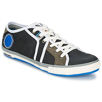 Chaussures Homme Baskets basses Diesel Basket Diesel NOIR
