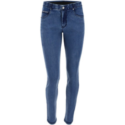 Vêtements Femme Jeans skinny Freddy BLACK1RS101 Bleu
