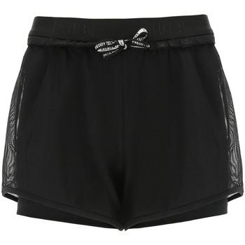 Vêtements Femme Shorts / Bermudas Freddy S1WTBP7 Noir