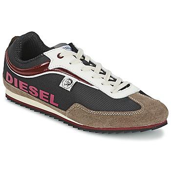Chaussures Homme Baskets basses Diesel Basket Diesel MARRON
