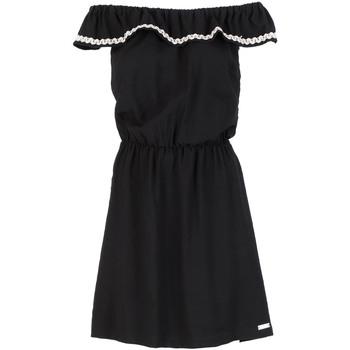 Vêtements Femme Robes courtes Café Noir JA6090 Noir