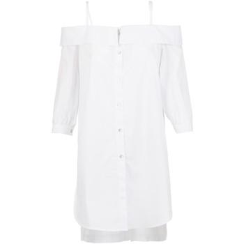 Vêtements Femme Chemises / Chemisiers Café Noir JC6260 Blanc