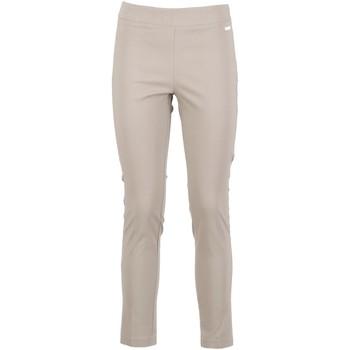 Vêtements Femme Pantalons Café Noir JP6230 Beige