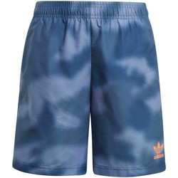 Vêtements Enfant Maillots / Shorts de bain adidas Originals GN4133 Bleu