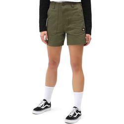 Vêtements Femme Shorts / Bermudas Dickies DK0A4XBXMGR1 Vert