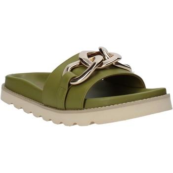 Chaussures Femme Mules Grace Shoes 021004 Vert