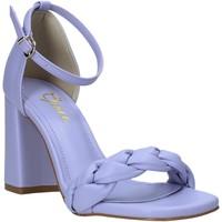 Chaussures Femme Sandales et Nu-pieds Grace Shoes 6293A035 Violet