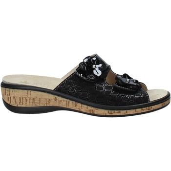 Chaussures Femme Mules Susimoda 1804P Noir
