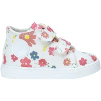 Chaussures Fille Baskets montantes Falcotto 2014604 20 Blanc
