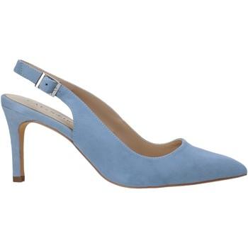 Chaussures Femme Escarpins Café Noir XG5150 Bleu