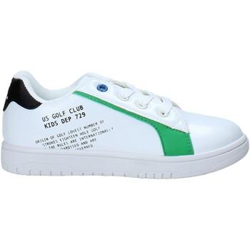 Chaussures Enfant Baskets basses U.s. Golf S21-S00UK811 Blanc