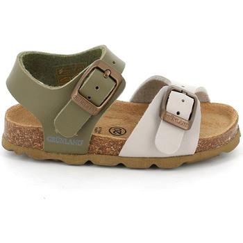Chaussures Enfant Sandales et Nu-pieds Grunland SB0027 Beige