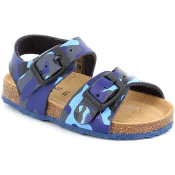 Chaussures Enfant Sandales et Nu-pieds Grunland SB0383 Bleu