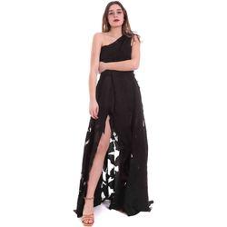 Vêtements Femme Robes longues Federica Tosi FTE20AB070.0CH0013 Noir