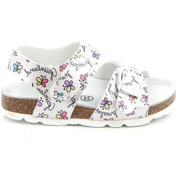 Chaussures Enfant Sandales et Nu-pieds Grunland SB1663 Blanc