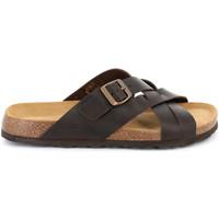 Chaussures Homme Mules Grunland CB2635 Marron