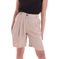 Vêtements Femme Shorts / Bermudas Café Noir JP6030 Beige