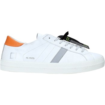 Chaussures Homme Baskets basses Date M341-HL-VC-WQ Blanc