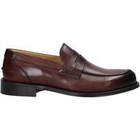 Chaussures Homme Mocassins Exton 102 Marron